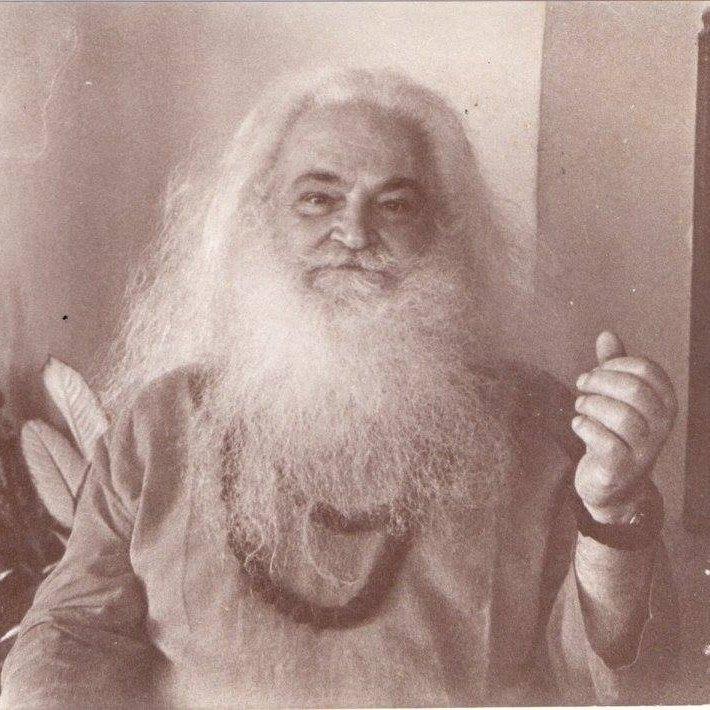 Yogamaharishi Dr Swami Gitananda Giri Guru Maharaj